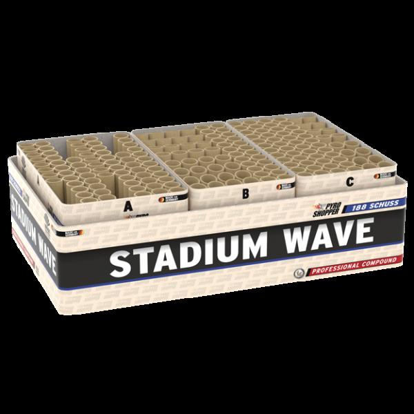 Lesli Verbund Stadium Wave