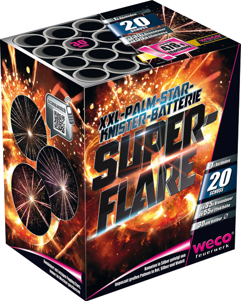 WECO Batterie Superflare