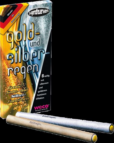 WECO Jugendfeuerwerk Gold- und Silberregen