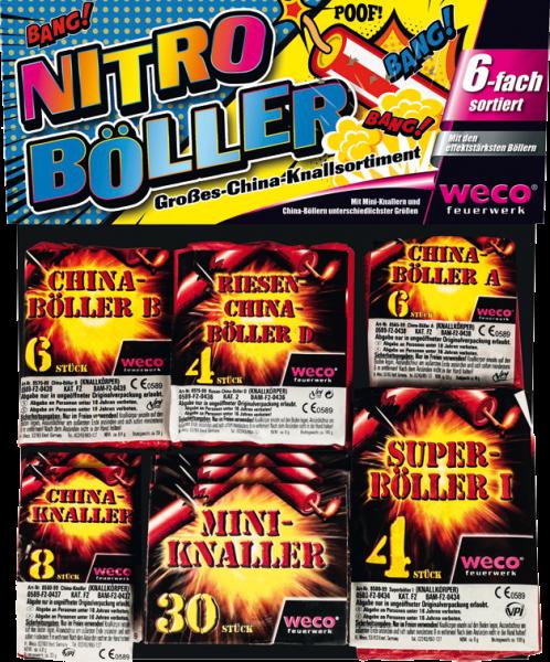 WECO Nitro Böller