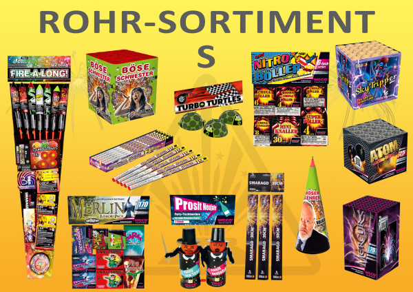 Rohr-Sortiment S