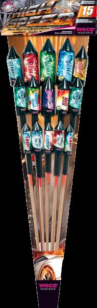 WECO Raketen Highspeed