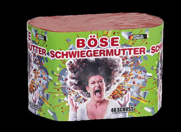 Lesli Batterie Böse Schwiegermutter