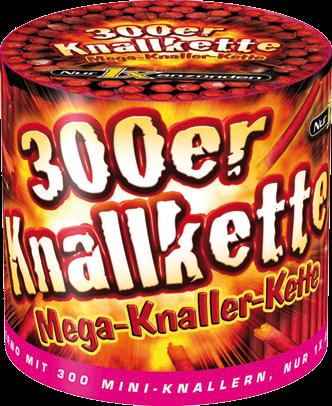 WECO Böller 300er Knallkette