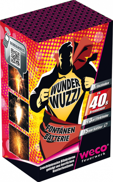 WECO Fontäne Wunderwuzzi