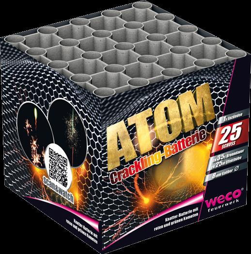 WECO Batterie Atom