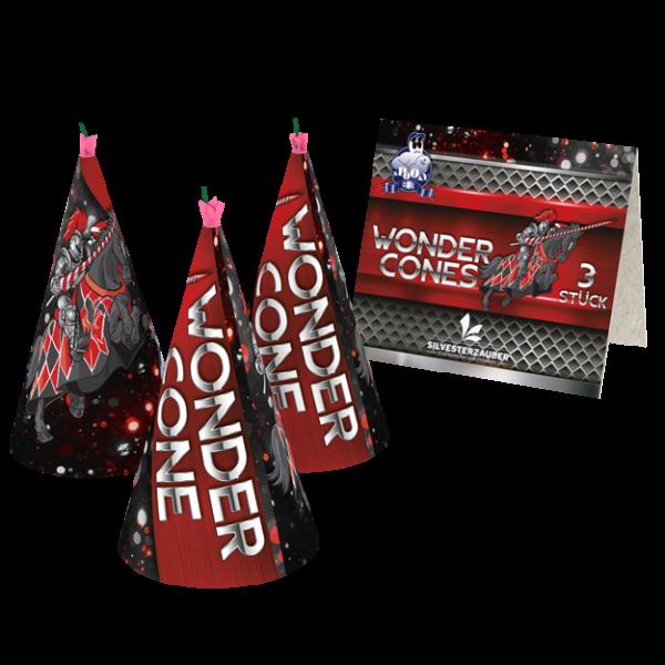 WECO Jugendfeuerwerk Wonder Cones