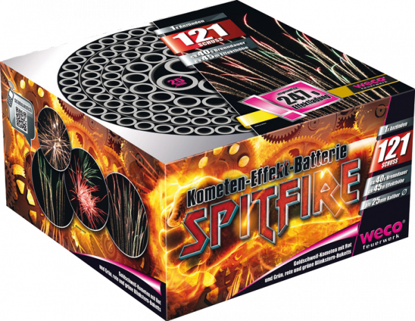 WECO Batterie Spitfire