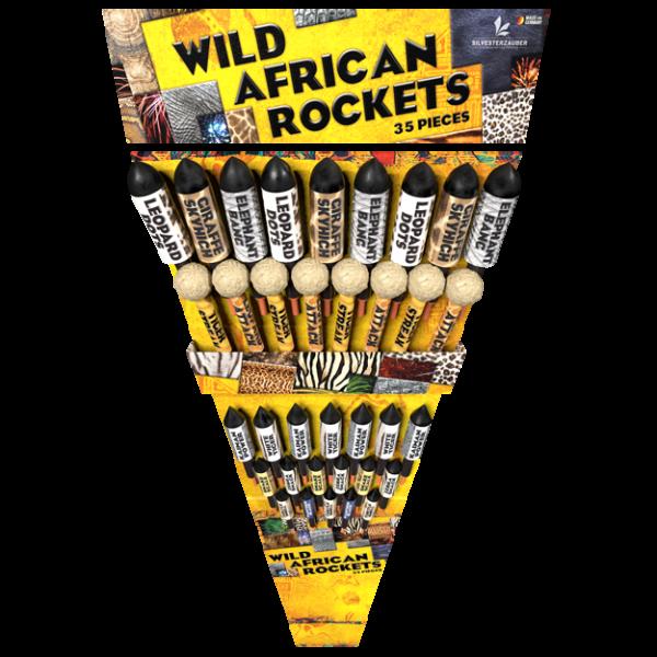 Lesli Raketen Wild African Rockets