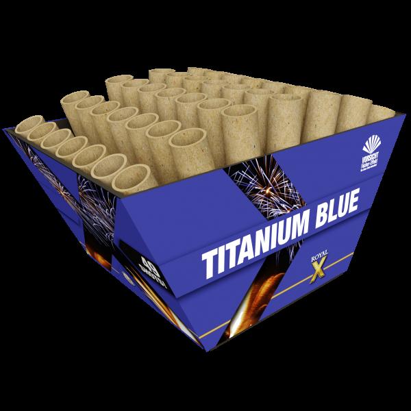 Titaium Blue