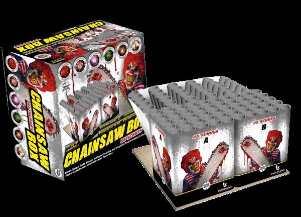 Chainsaw Box