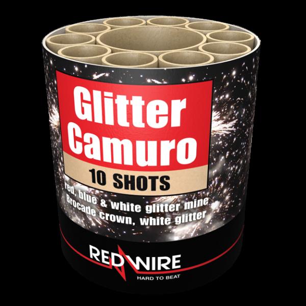 Lesli Batterie Glitter Camuro