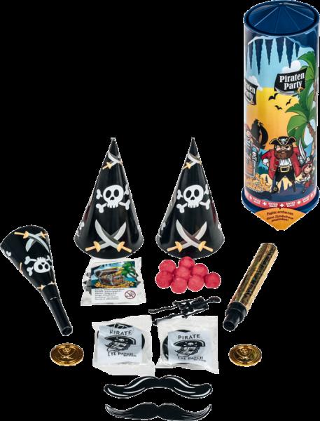 WECO Tischfeuerwerk Tischbombe Piraten Party
