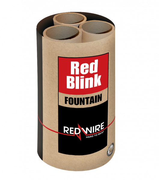 Lesli Fontäne Red Blink