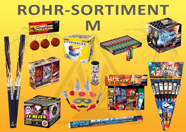 Rohr-Sortiment M