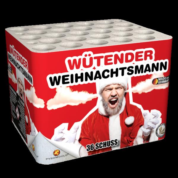 WECO Batterie Wütender Weihnachtsmann