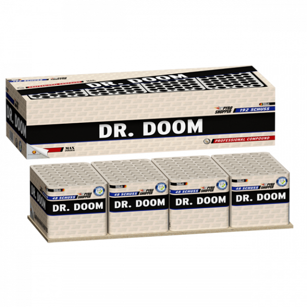 Lesli Verbund Dr. Doom