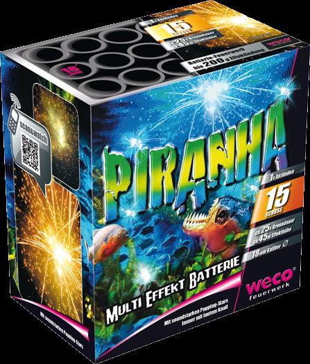 WECO Batterie Piranha