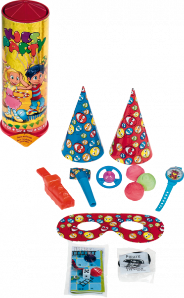 WECO Tischfeuerwerk Tischbombe Kids Party