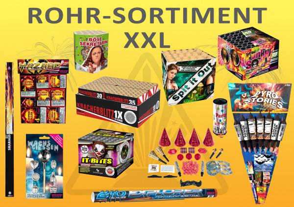 Rohr-Sortiment XXL