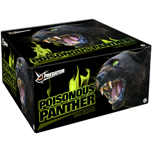 Poisonous Panther