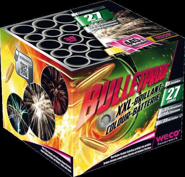 WECO Batterie Bulletproof