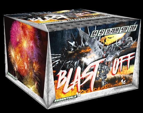 Lesli Batterie Blast Off