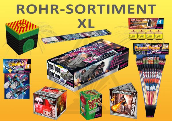 Rohr-Sortiment XL